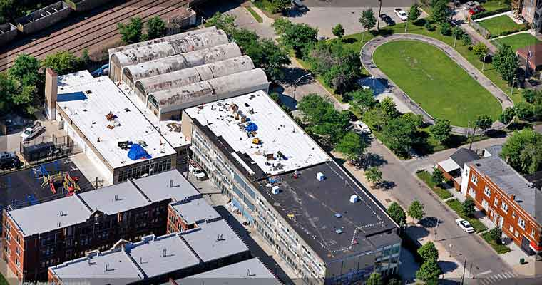 Roofing Projects M Cannon Roofing Chicago Area